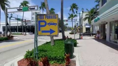 Downtown Delray Beach Parking