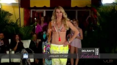 Downtown Delray's Fabulous Fashion Week 2015