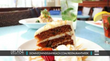Deck 84 - Dine Out Downtown Delray Restaurant Week 2019