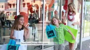 Mother's Day in Downtown Delray Beach