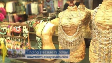 DDA | Finding Treasure in Delray