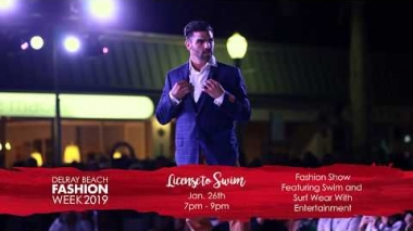Delray Beach Fashion Week 2019 Promo | Downtown Delray Beach