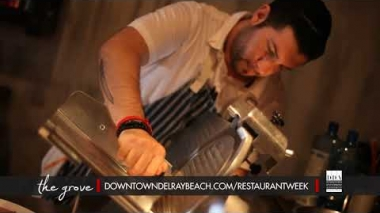 The Grove - Dine Out Downtown Delray Restaurant Week 2019