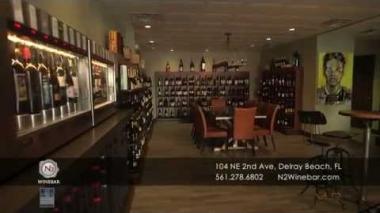 N2 Winebar Business Highlight