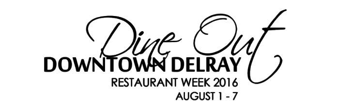 Restaurant Week Downtown Delray Beach